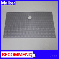 Stainless steel mash grille for jeep wrangler front grille auto parts for jeep wrangler jk from Maiker