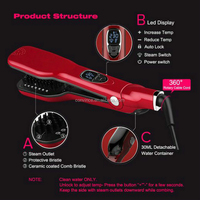 World best selling products style elements hair straightener cheap goods from china