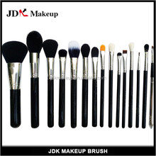 Professional 15pcs Beauty Makeup Tool Cosmetic Brush Set with Highlighter Blending Shader Definer Brush