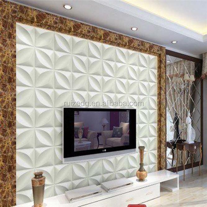 Fabric Wall Panels Decorative : Interior decorative wall covering panels fabric covered