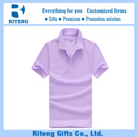 High quality cotton polo shirt mens