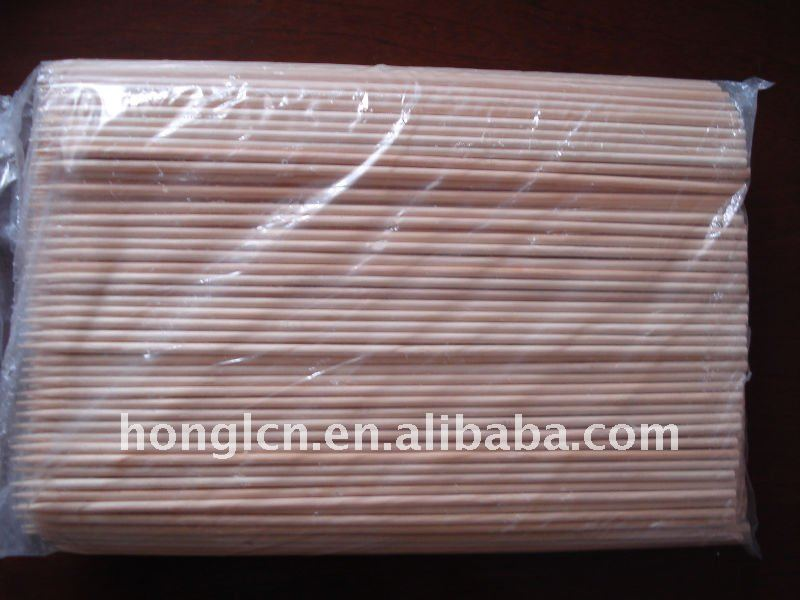 natural disposable bamboo sticks(manufacturer wholesale)
