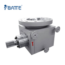Mini stainless steel chemical gear pump for reaction kettle