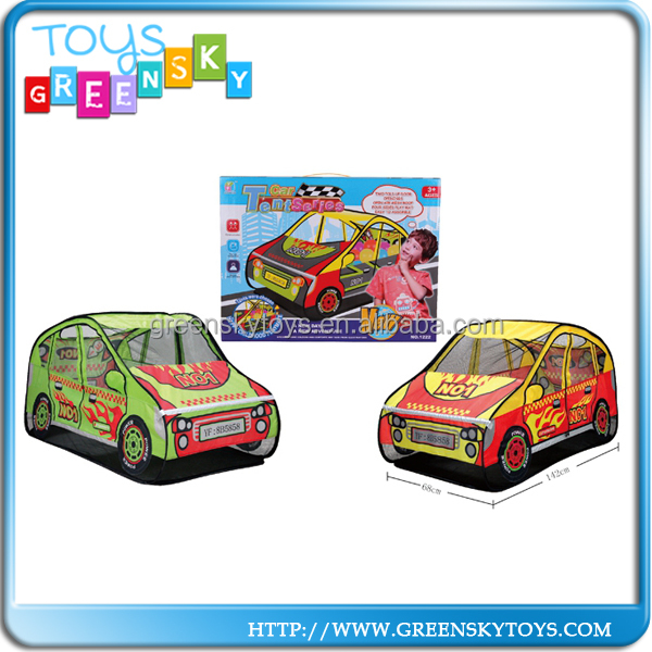 funny beach toy car tent