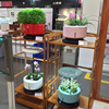 Hot sale organic hydroponic fertilizer flower planter for hotel used