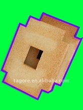 2011 NEW!!! High alumina refractory bricks for the roof of electric stove and ladle backing layer