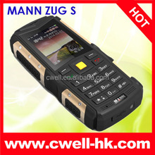 Low Price China Mobile Phone MANN ZUG S IP67 Waterproof Rugged Dual SIM Card Quad Band GSM Unlocked