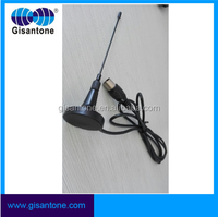 (China Factory) Strong signal DVB-T2 IEC connector 2 meters cable HD TV satellite antenna