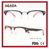 High quality fancy tr90 2014 new style glasses frame