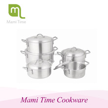 Tempered glass lid cooking pot