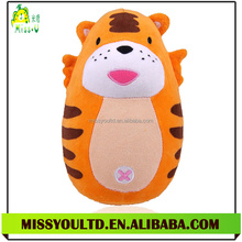 Inflatable Tirer Tumbler Baby Toy