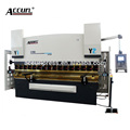 Alibabab best supplier ACCURL Hydraulic CNC Press Brake/sheet metal bending machine with famous accessories brand