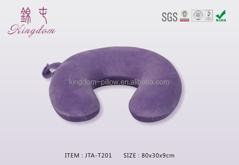 memory foam U-shaped pillow