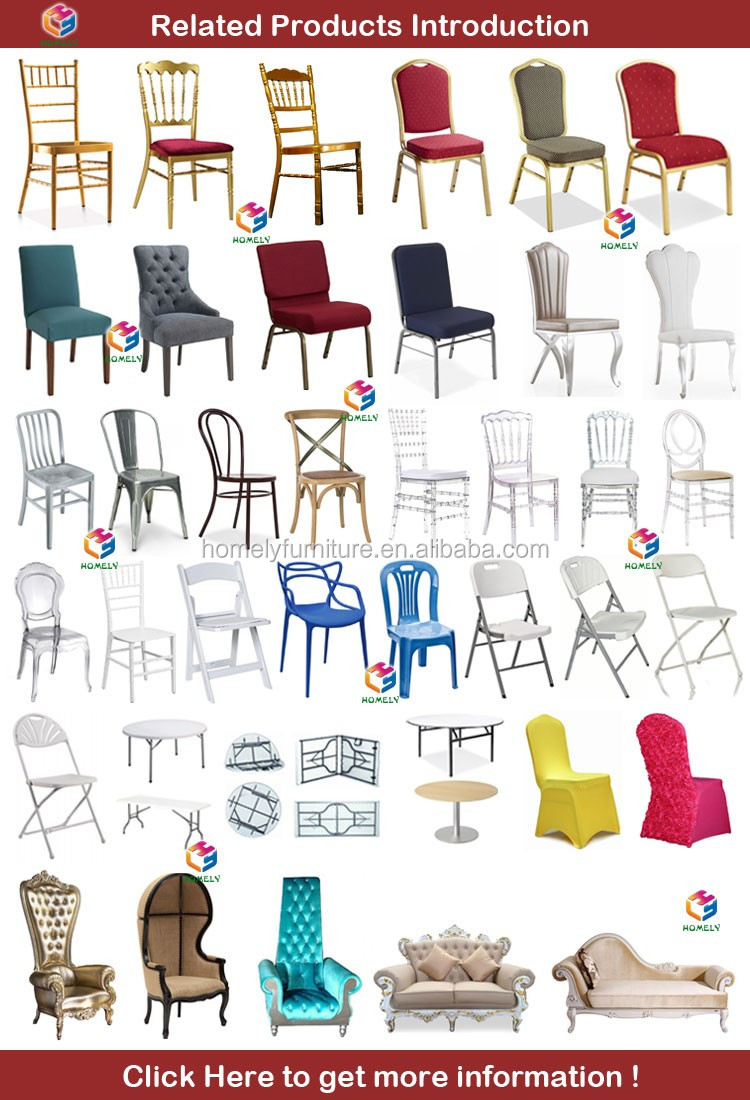 Cheap used restaurant padded stackable chairs