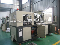 6 cavity 0.7 liter automatic blow molding machine with deflashing JS-6000