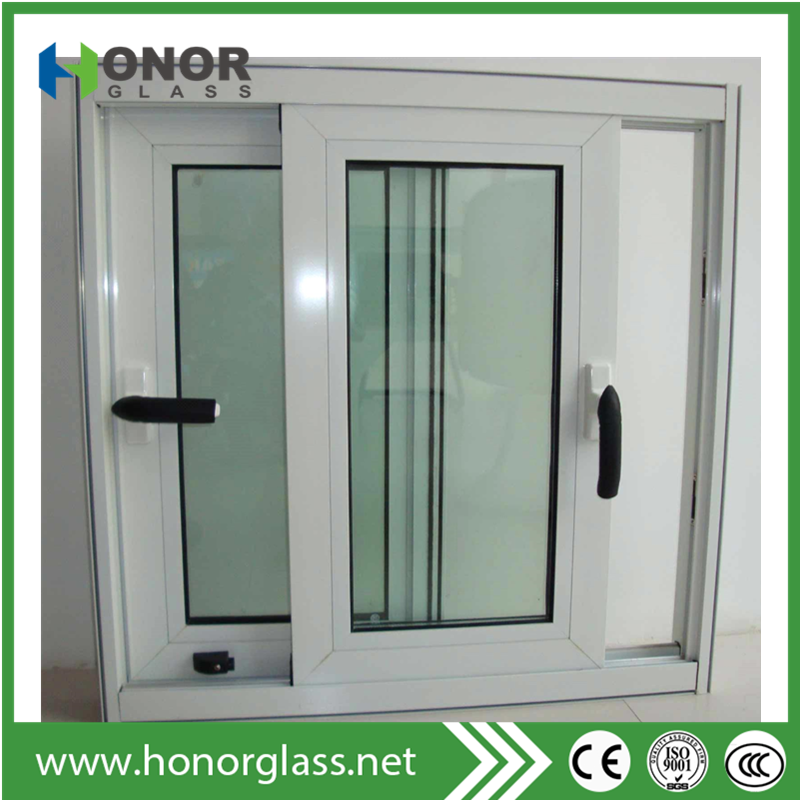 Construction aluminum double glazed windows and doors comply with Australian & New Zealand standards