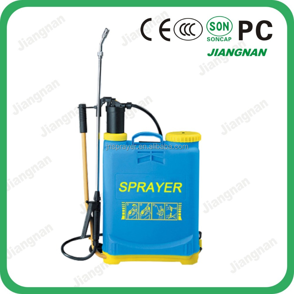 16L Agriculture Backpack manual plastic sprayer