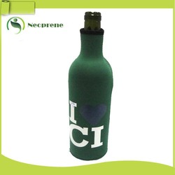 blank beer bottle cover