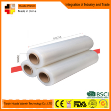 Most Popular Promotional LLDPE Stretch Wrap Film Yield Strength Polypropylene