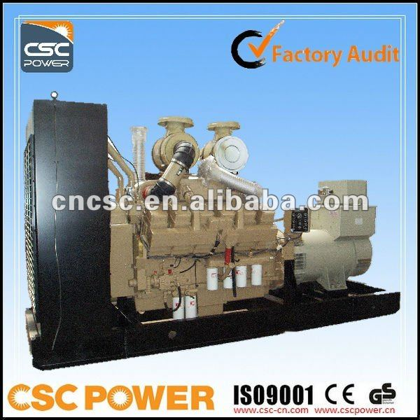Global Warranty! with cummins engine Deutz diesel 600kva generator price with CE,ISO