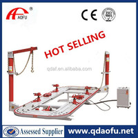 Auto car body straightening alignment machine/car collision repair system/car frame bench