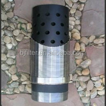 stainless steel 6'' perforated drainage pipe