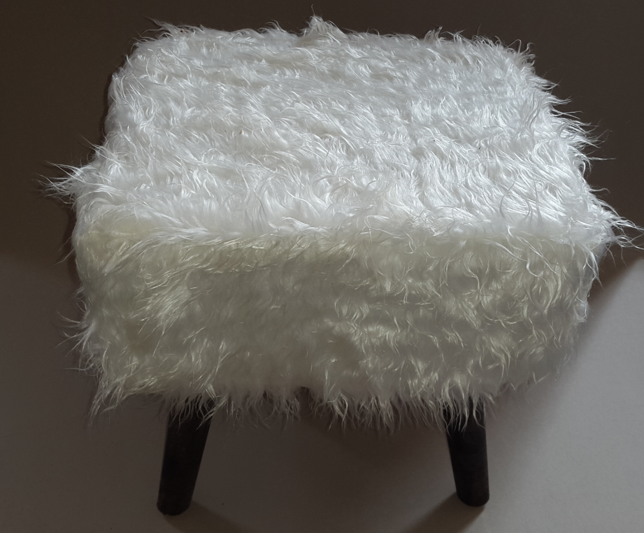 uk market round modern fur stool woven pouf ottoman with best price buy fur stoolround footstool pouf ottoman product on alibabacom