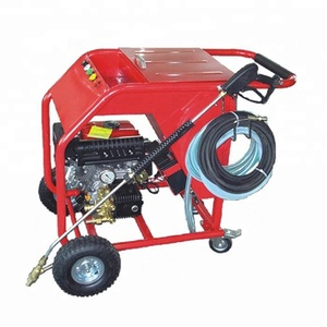 Portable high pressure car washer, high pressure car washer with industrial pump, multi power pressure washer
