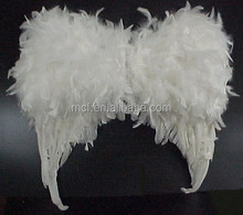 wholesale Party big white large Feather angel wings FW-0009