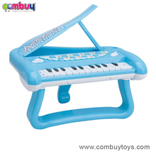 Top sale musical instrument electronic toy plastic upright piano cover