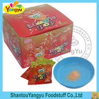 Colorful Candy Pop Fruit Popping Candy