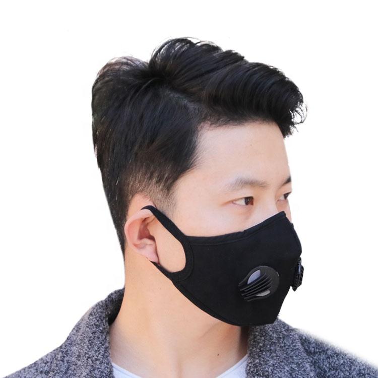 n95 mask black