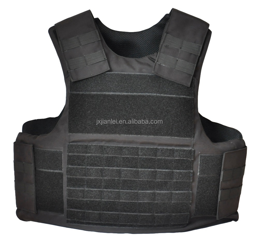 Police Tactical Bulletproof and Stabproof Vest BALCS Molle Tactical Ballistic and Stab Resistant Vest