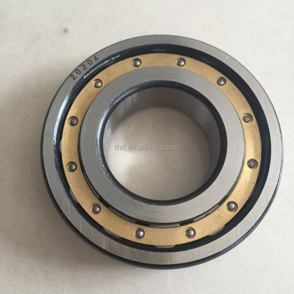 High quality single row spherical roller bearing 20206 20206K
