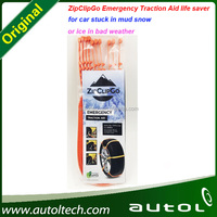 ZipClipGo Emergency Traction Aid life saver for car stuck in mud snow or ice in bad weather conditions