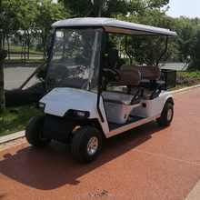 4 seat club car golf cart/electric car for golf
