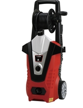 Land 2200 PSI 1.6 GPM High Pressure Washer Cleaner with hose reel