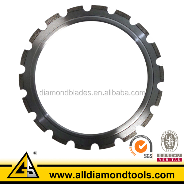 Laser Welded Diamond Ring Circular Saw Blade