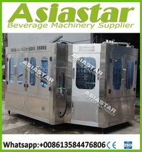 Customized small bottle washing filling capping machines in china