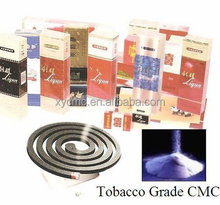 Tobacco Grade CMC powder Carboxymethyl Cellulose