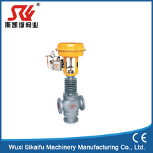 High efficiency denso pressure control valve
