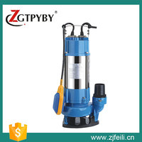 Centrifugal vertical pump automatic water pump installation