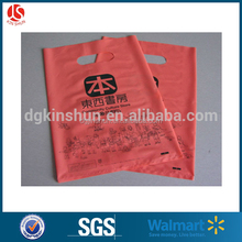 2016 New Style eco-friendly pe plastic bags for book