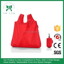 Convenient Used Polyester Foldable Shopping bag