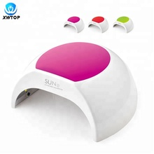 SUN2 Manicure Material Machine For Gel Varnish Gel Cleaner Drying Lamp Lacquer Lamp Dryer 48W LED UV Therapy Nail Dryer