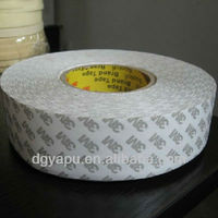 3M 9080 Double Sided Tissue Tape For Wood Glass Papers