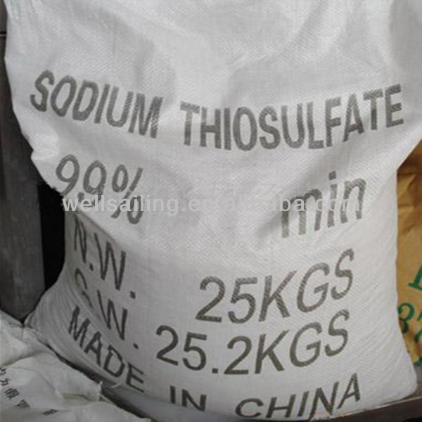 dechlorination sodium thiosulphate sell
