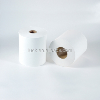 center feed paper towel