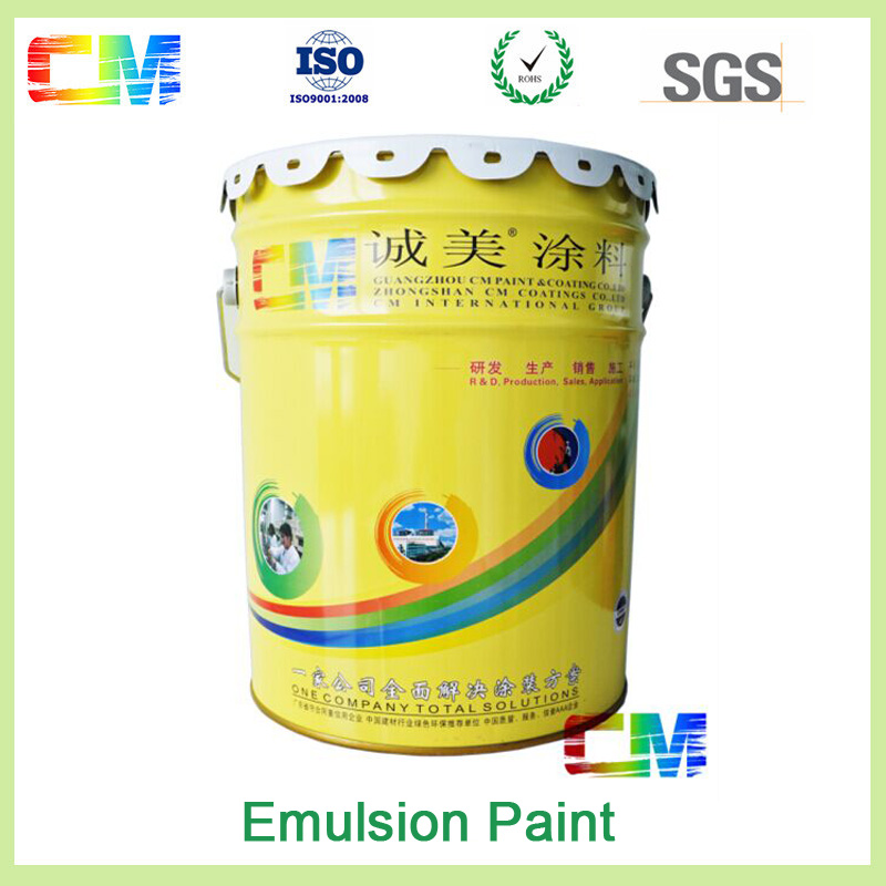 Environment Waterborne Anti stain Washable Building Exterior Emulsion Paint