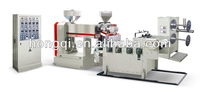 Double layer stretch film casting extruder machine